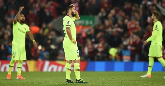 Luis Suarez Barcelona TEAMtalk