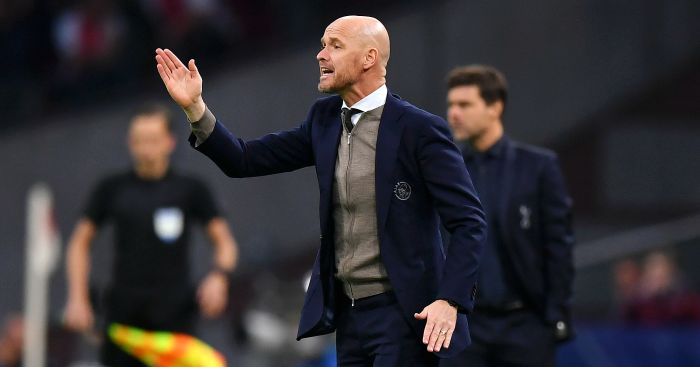 Erik Ten Hag TEAMtalk