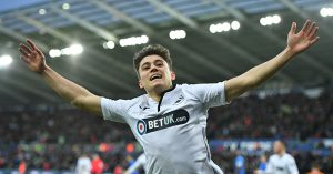 Daniel James Swansea City 300x157 - Spurs defender facing prospect of groin surgery