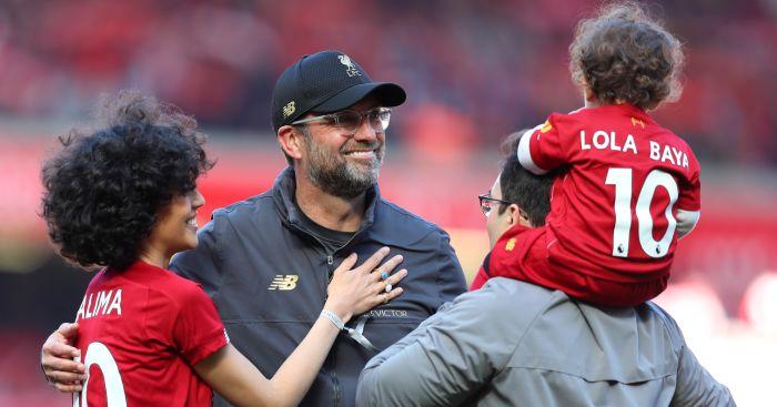 Jurgen.Klopp3  - Jurgen Klopp issues emphatic denial to bull**** rumours on Liverpool future