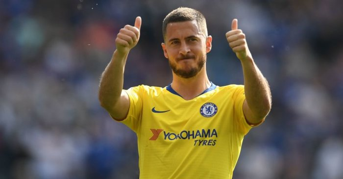 Hazard claims Chelsea know exactly where his future will be