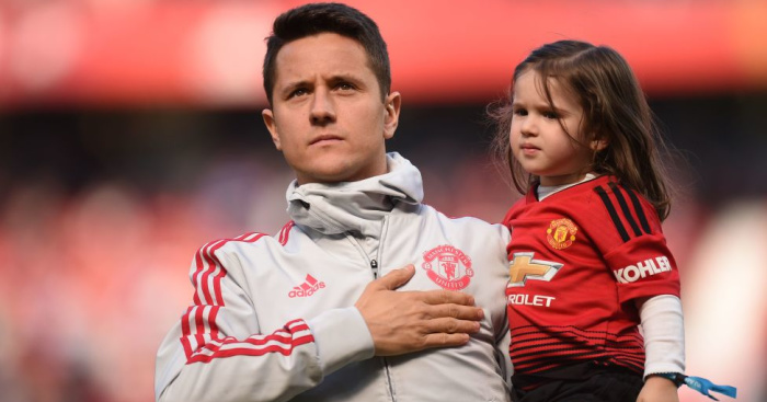 Angry Ander Herrera fires parting shot as he pins blame for Man Utd failures