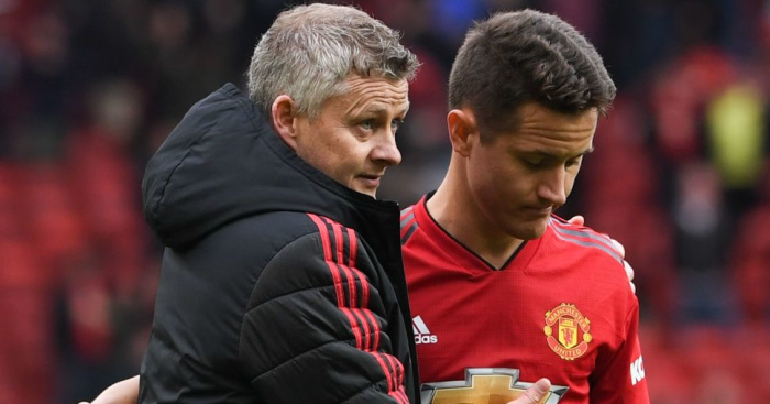 This is why I decided to quit Manchester United – Ander Herrera