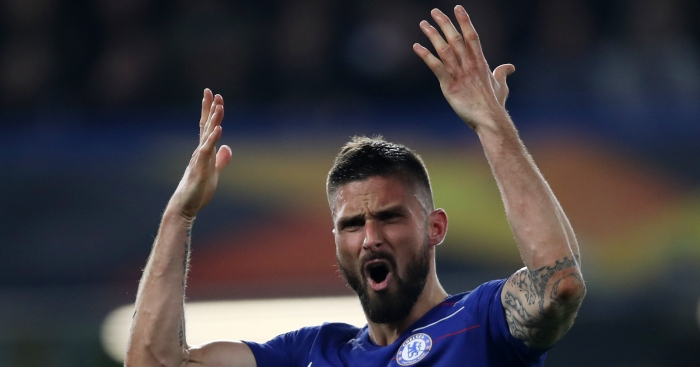 Giroud Explains Why He Is Not Worried By Werner Competition At Chelsea