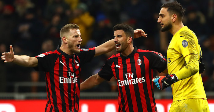 Financial trouble could force AC Milan to sell €50m star to Man Utd