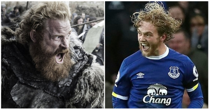 Social Shots: Leeds chant backfires; Everton star's Game of Thrones role