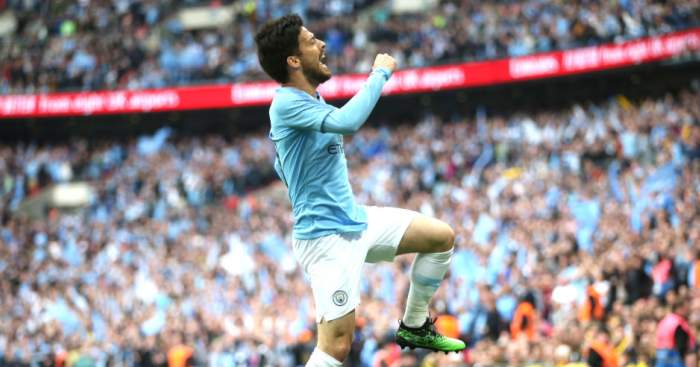 Man City make history with record-matching FA Cup final win over Watford