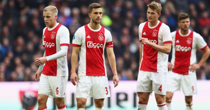 9f4506e35e0 Liverpool should raid Ajax  Chelsea loan stars better than Higuain and co
