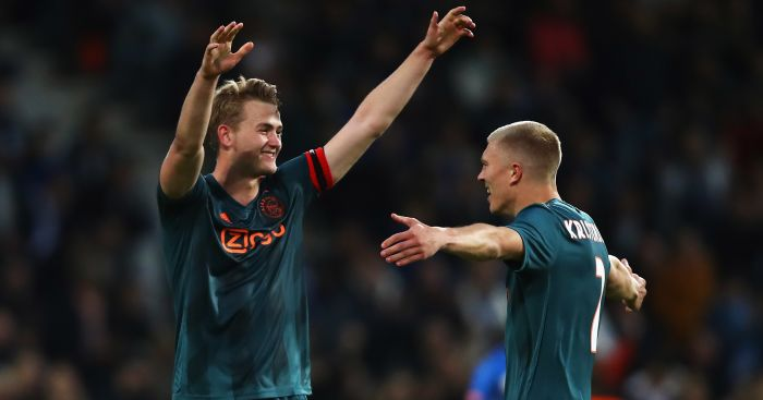 De Ligt drops strong hint over next club amid Man Utd, City links