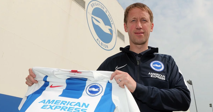 Graham Potter Brighton