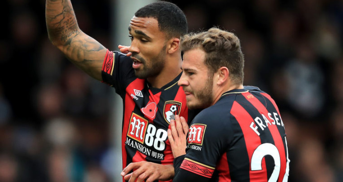 Callum.Wilson.Ryan .Fraser1 - Newcastle confident of sealing triple transfer raid this week