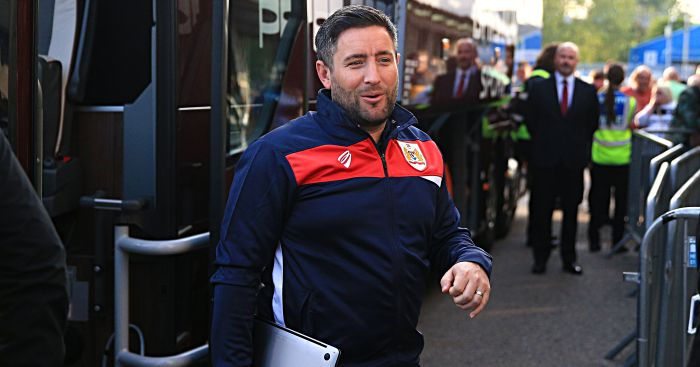 Lee Johnson TEAMtalk