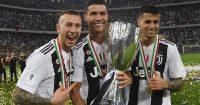 Cristiano Joao Cancelo Juventus