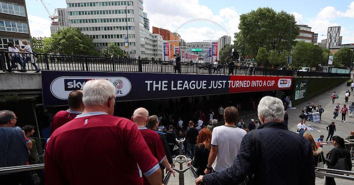 Villa Derby Wembley