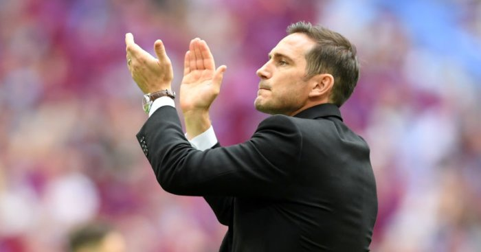 Frank Lampard Derby v Aston Villa - Man Utd fans debate value of £70m transfer; Chelsea have big concern after play-offs