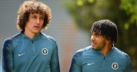 David Luiz Reece James Chelsea
