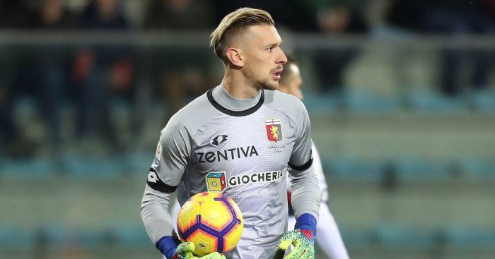 Ionut Radu Genoa TEAMtalk - Paper Talk: PSG star favours Liverpool despite £170k-a-week Man Utd offer; Arsenal want Inter ace