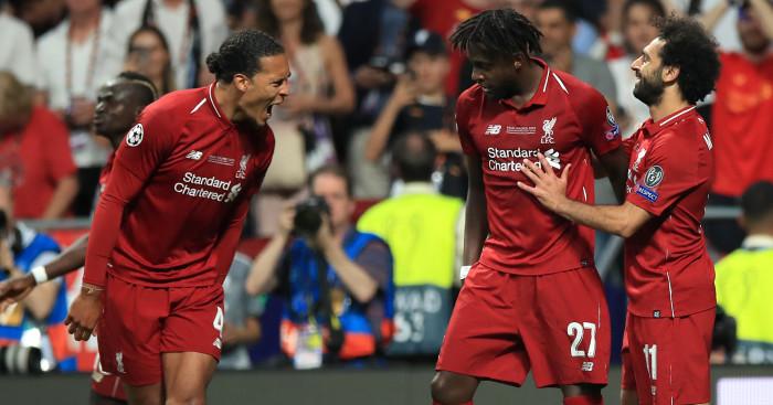 Divock.Origi .LFC .celeb1  - Liverpool ratings: Origi a legend for life; one man scores perfect 10