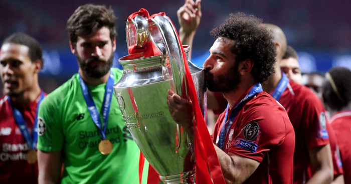 Liverpool chief executive says it wasn't Klopp who wanted to sign Mo Salah