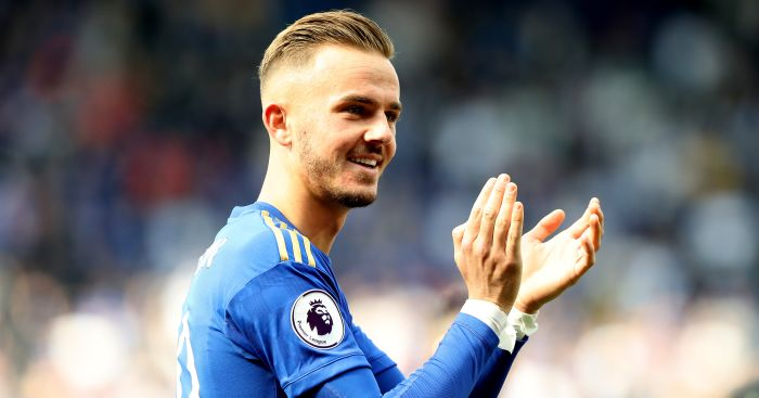 James Maddison TEAMtalk