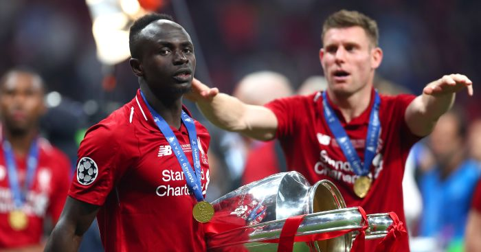 Sadio.Mane  - Fabinho reflects on debut season at Anfield and lauds Liverpool pal
