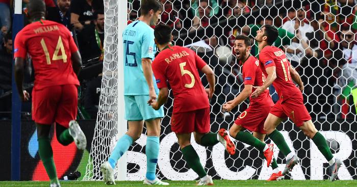 Portugal Netherlands