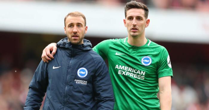 EXCLUSIVE: Leicester rocked as Arsenal eye £30m Brighton defender