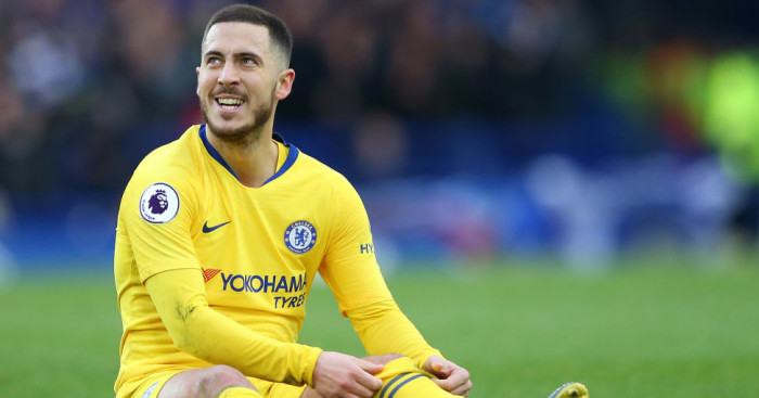 Hazard reveals his verdict on £58m Chelsea replacement Pulisic
