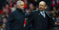 Rafa Benitez Jose Mourinho TEAMtalk