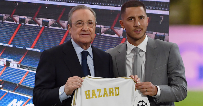 Eden Hazard Real Madrid - Hazard can become best in the world at Real, claims former team-mate