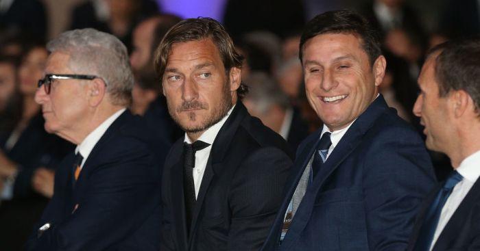 Francesco Totti TEAMtalk