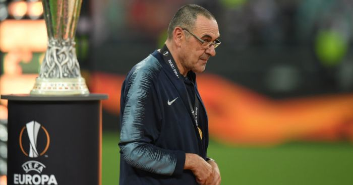 Sarri takes a dig at papers and reveals what disappointed him