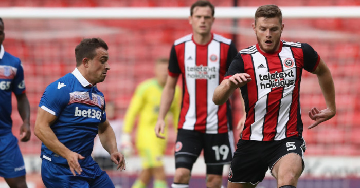 Sheffield United star reveals lifelong dream to play for Prem rivals Liverpool