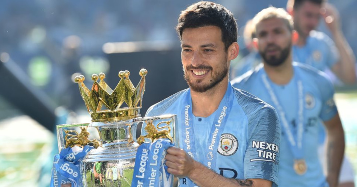 Silva names his City replacement after confirming he will leave next year