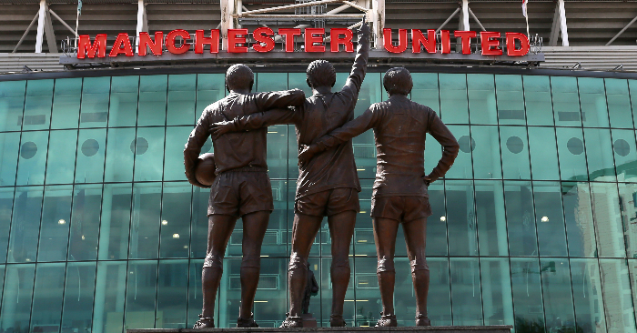 Man Utd ban fan for racist abuse in Liverpool clash