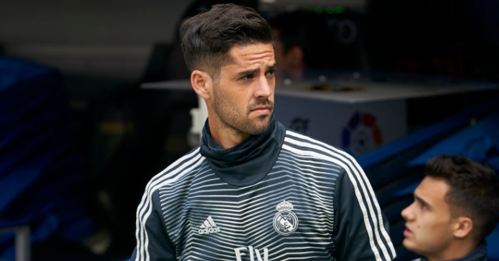 Isco Alarcon - Juventus to launch £66m bid for Man Utd, Liverpool target in January