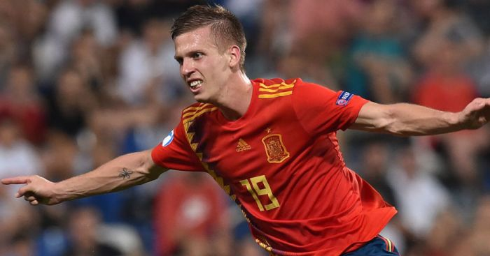 Image result for dani olmo