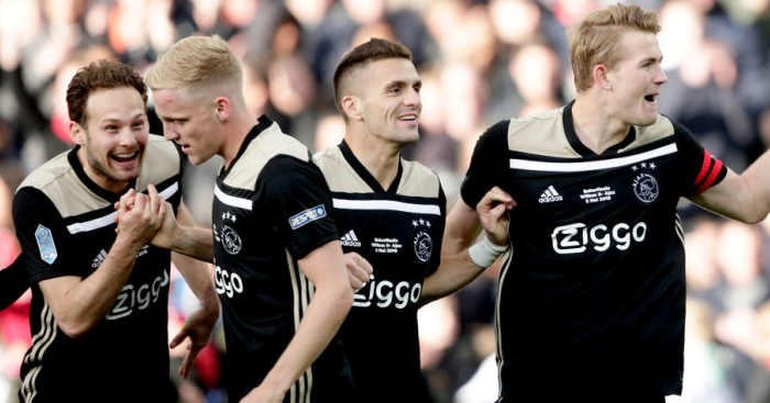 Arsenal urged to make statement by hijacking Juventus move for Ajax ace