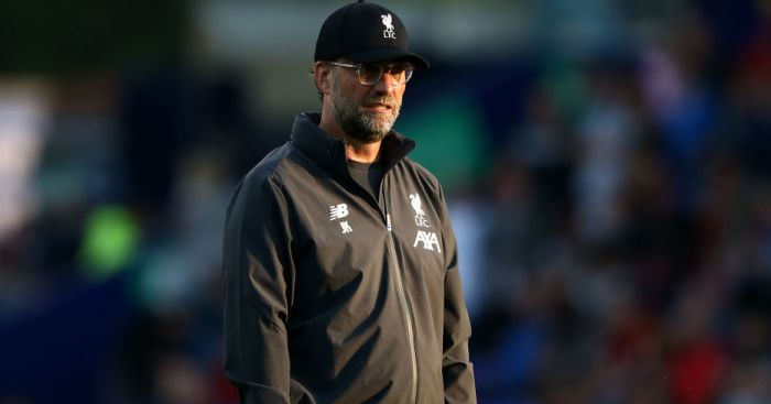 GettyImages.1161459680 - Klopp reveals focus on one position as he cools spending talk