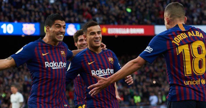 Luis Suarez; Philippe Coutinho TEAMtalk