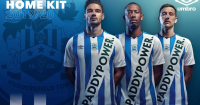 Huddersfield home kit