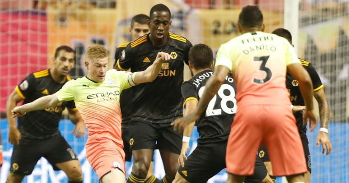 Man City v Wolves TEAMtalk