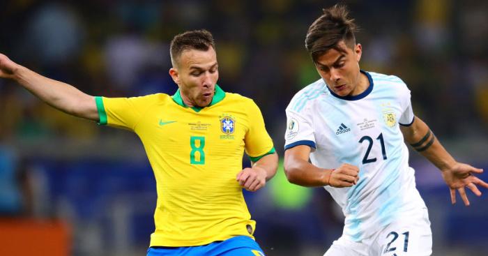 Double Paulo Dybala revelation has Man Utd, Tottenham back on high alert