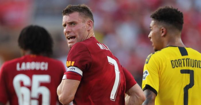 James Milner TEAMtalk
