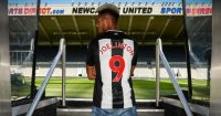 Joelinton (pic from NUFC)