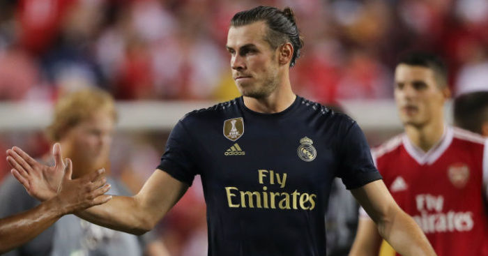Gareth Bale agent admits transfer is possible; says press were target of Wales flag