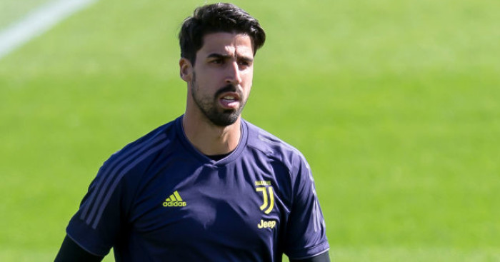 Sami.Khedira1 - Euro Paper Talk: Levy listening as Mourinho eyes two bargain striker deals in January; Wolves star wanted by Real Madrid