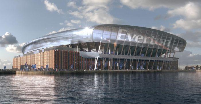 New Everton stadium (pic from EFC)