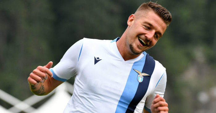 Milinkovic-Savic TEAMtalk