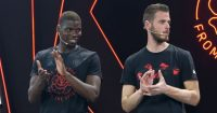 Paul Pogba; David de Gea TEAMtalk
